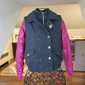 Rocawear classic 1999 Pink jacket